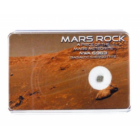 NWA 6963 of 6710 Mars meteoriet
