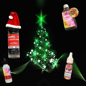 Laguna E Liquid  xmas Set