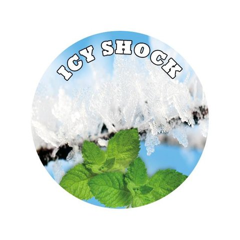 OVERDOSED xxx Menthol Icy Shock Devil Inside Shake&Vape E-Liquid Base