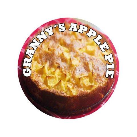 Aroma Apfelkuchen - Lebensmittelaroma E Liquid OHNE Nikotin