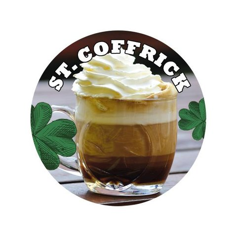Easy Liquid Irish Coffee Overdosed Shake and Vape 100ml