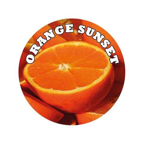 Easy Liquid Orange Overdosed Shake and Vape 100ml