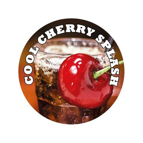 Easy Liquid Cola-Kirsch Overdosed Shake and Vape 100ml