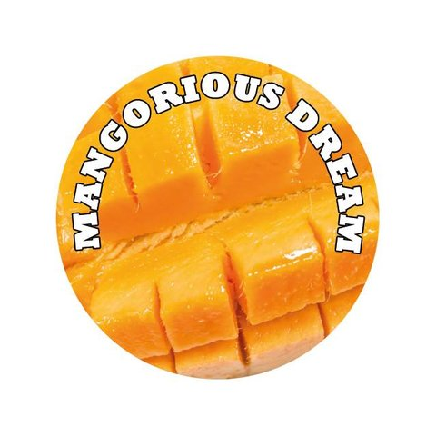 Easy Liquid Mango Overdosed Shake and Vape 100ml
