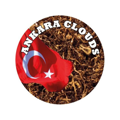 OVERDOSED xxx Tabak, Turkish Blend Devil Inside Shake&Vape E-Liquid Base