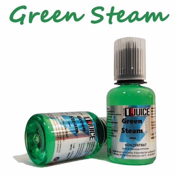 Green Steam Aroma 30ml by T Juice