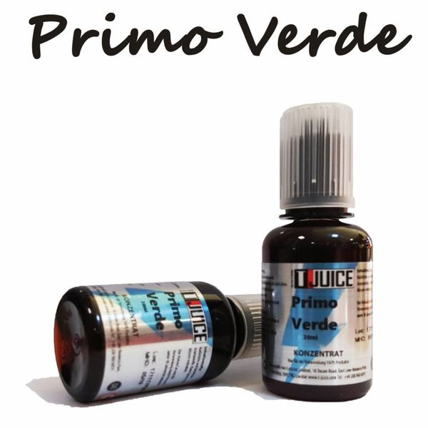 Primo Verde Aroma 30ml by T Juice MHD 10/19!