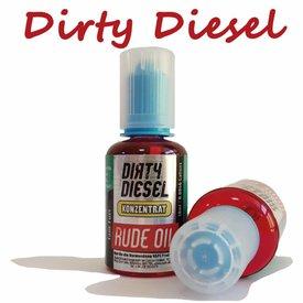T Juice Rude Oil Dirty Diesel Aroma 30ml by T Juice MHD 10/19!
