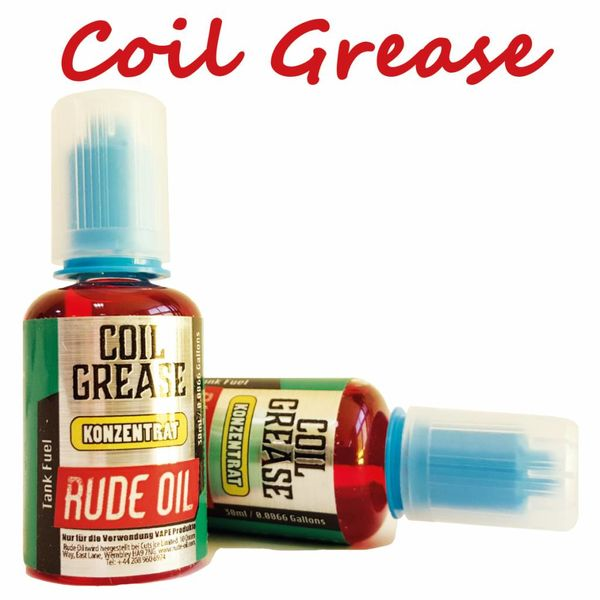 T Juice Rude Oil Coil Grease Aroma 30ml by T Juice MHD 05/19!