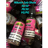 SALZ NikotinSALZshots 20mg/ml Nikotin Shots Liquid Base E Zigarette deutsche Pharma Ware