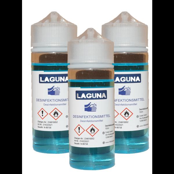 Laguna 100ml Desinfektionsmittel mit Dosierspitze Laguna DesVir