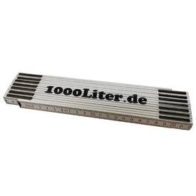 Zollstock 3 Meter!
