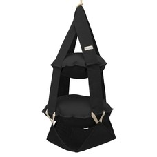The Cat's Trapeze 2p trapeze jute black