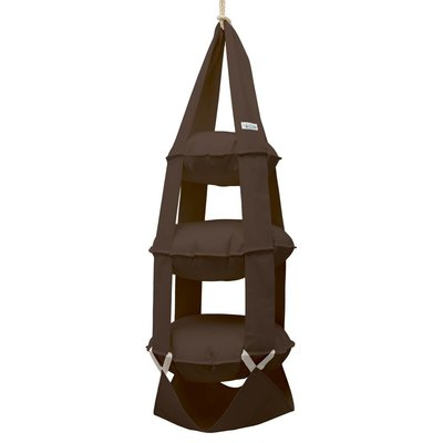 The Cat's Trapeze 3k trapeze katoen bruin