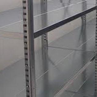 Legbordstelling 2200 x 400 x 1000 mm