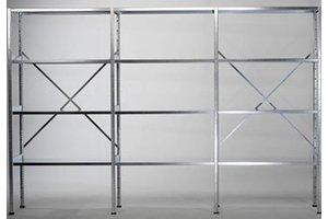 Legbordstelling 2200 x 600 x 1000mm