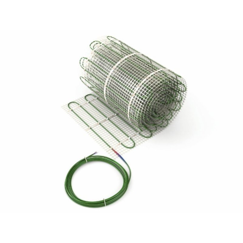 GREEN ELECTRIC MAT GREEN ELECTRIC MAT - 2m2 - 2x140W - Bestelnr. 30770-140/280