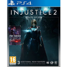 PS4 Injustice 2 - Deluxe Edition