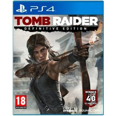 PS4 Tomb Raider - Definitive Edition
