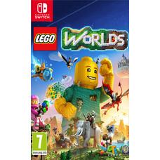 Switch LEGO Worlds - Volledig NL ondertiteld