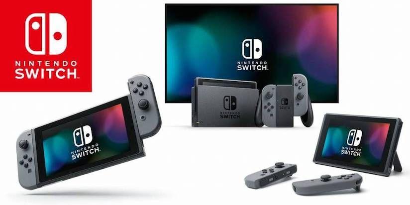 Officiele aankondiging Nintendo SWITCH