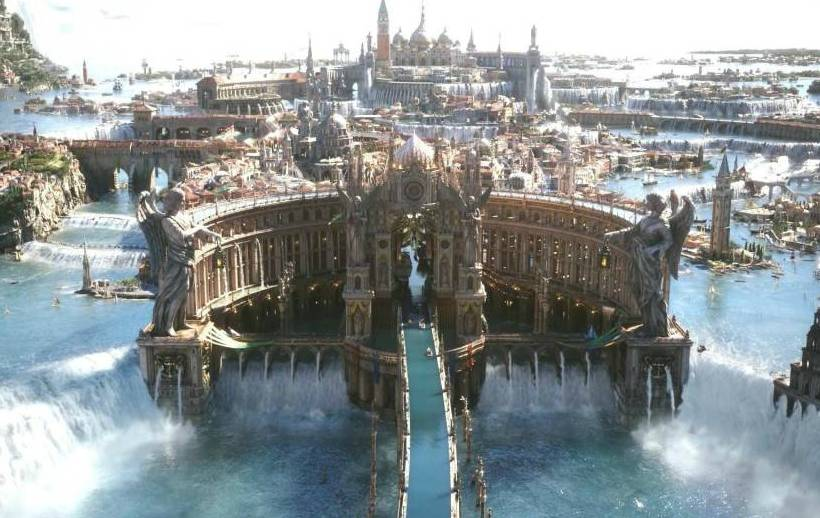 Final Fantasy XV Preview