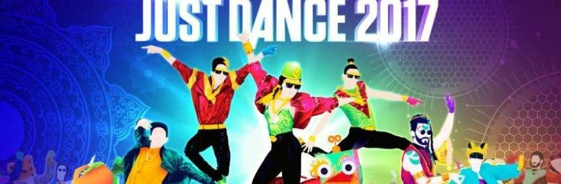 Just Dance 2017
