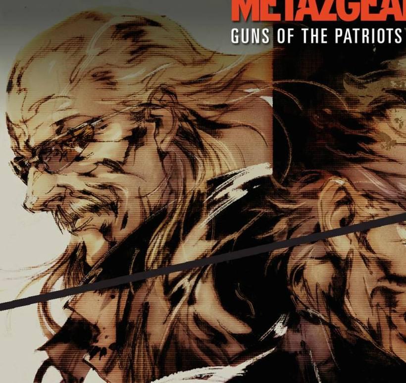 Metal Gear Solid, een terugblik - deel 4 en Rising