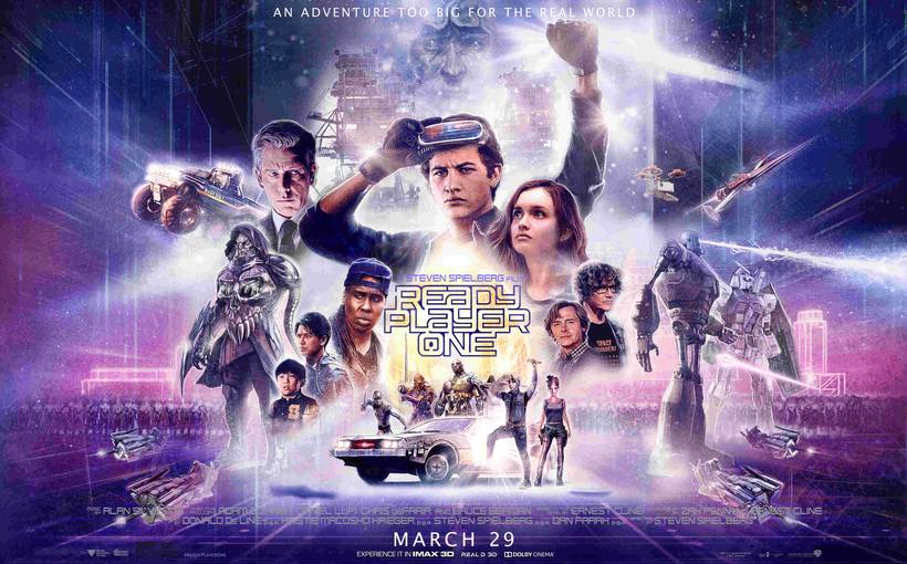 Ready Player One (2018) recensie