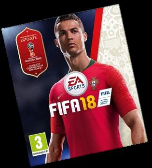 FIFA 18 gaat naar het WK!