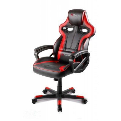 PC Arozzi, Milano Gaming Chair - Rood