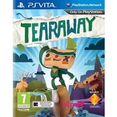 PS Vita Tearaway (GEBRUIKT)