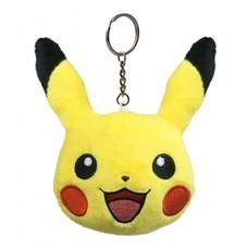 Game Merchandise Pluche Sleutelhanger Pikachu, Pokemon Let's Go