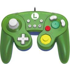 Switch Hori, Smash Bros Gamepad - Luigi