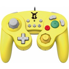 Switch Hori, Smash Bros Gamepad - Pikachu