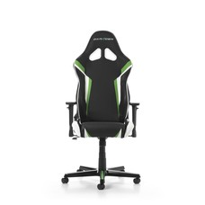 PC DXRacer - RACING R288-NEW Gaming Chair (Zwart / Groen / Wit)