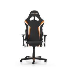 PC DXRacer - RACING R288-NOW Gaming Chair (Zwart / Oranje / Wit)