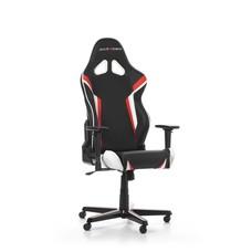 PC DXRacer - RACING R288-NRW Gaming Chair (Zwart / Rood / Wit)