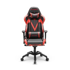 PC DXRacer - VALKYRIE V03-NR Gaming Chair (Zwart / Rood)