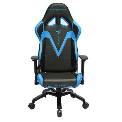 PC DXRacer - VALKYRIE V03-NB Gaming Chair (Zwart / Blauw)