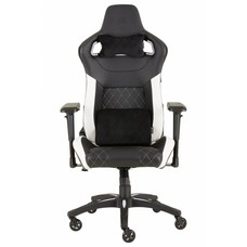 PC Corsair T1 RACE (2018) - Gaming Chair, High Back Desk and Office Chair, Black / White