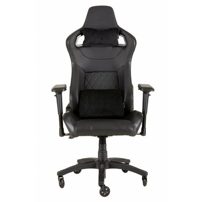 PC Corsair T1 RACE (2018) - Gaming Chair, High Back Desk and Office Chair - Black / Black