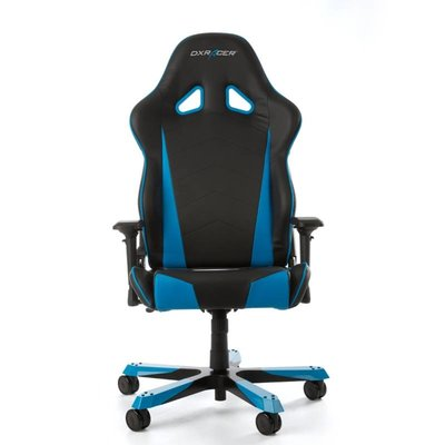 Gear DXRacer - TANK T29-NB Gaming Chair (Zwart / Blauw)