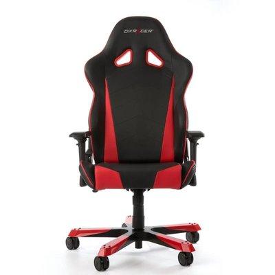 Gear DXRacer - TANK T29-NR Gaming Chair (Zwart / Rood)