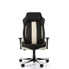 Gear DXRacer - BOSS B120-NW Gaming Chair (Zwart / Wit)