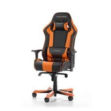 Gear DXRacer - KING K06-NO Gaming Chair (Zwart / Oranje)