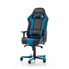 PC DXRacer - KING K06-NB Gaming Chair (Zwart / Blauw)