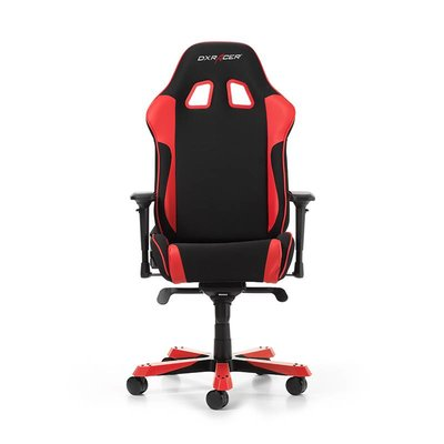 Gear DXRacer - KING K11-NR Gaming Chair (Zwart / Rood)
