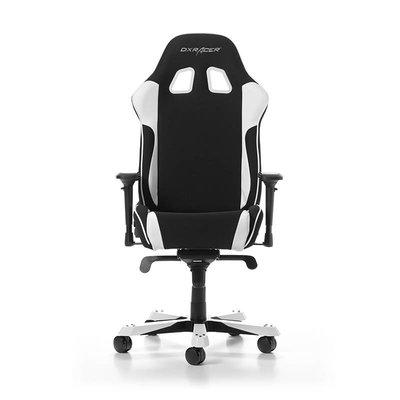 PC DXRacer - KING K11-NW Gaming Chair (Zwart / Wit)