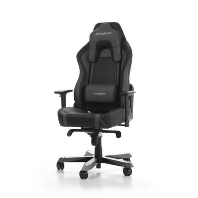 PC DXRacer - WORK W06-NG Gaming Chair (Zwart / Grijs)